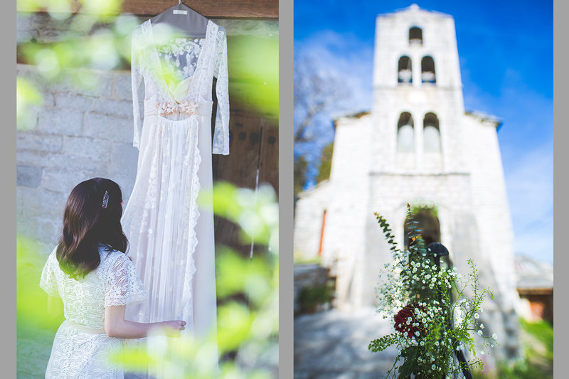 A blooming wedding in Zagorochoria!!!