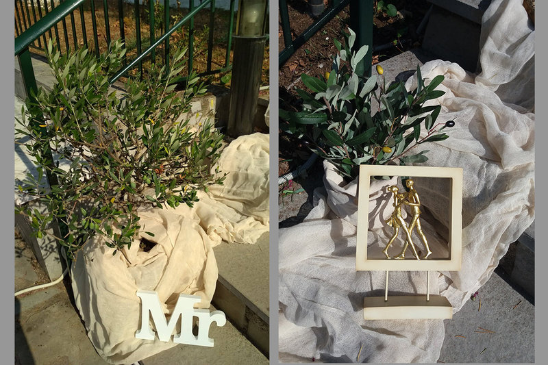 "A ""Tree of Life "" inspired wedding!"
